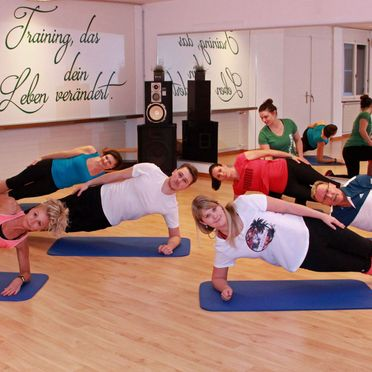 Gruppenfitness - Unlimited Power in Staffelbach
